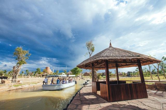 Có gì ở trong River Safari đầu tiên và duy nhất tại Việt Nam? - 3