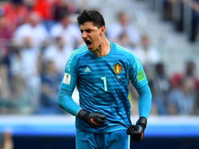 Courtois là thủ môn xuất sắc nhất World Cup 2018