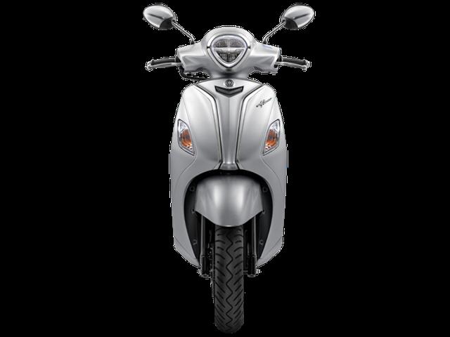 Yamaha ra xe tay ga hybrid cạnh tranh Honda - 2