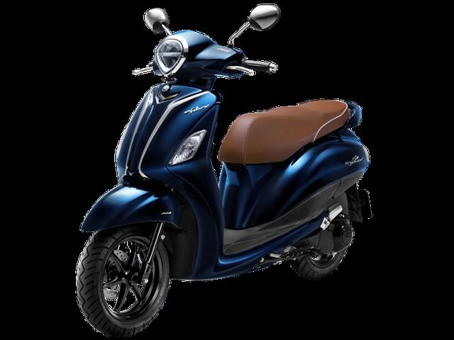 Yamaha ra xe tay ga hybrid cạnh tranh Honda - 17