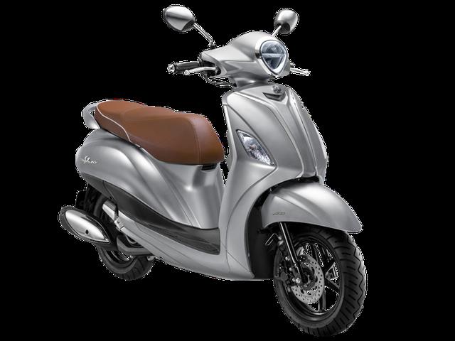 Yamaha ra xe tay ga hybrid cạnh tranh Honda - 1