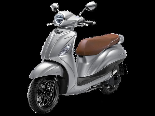 Yamaha ra xe tay ga hybrid cạnh tranh Honda - 3