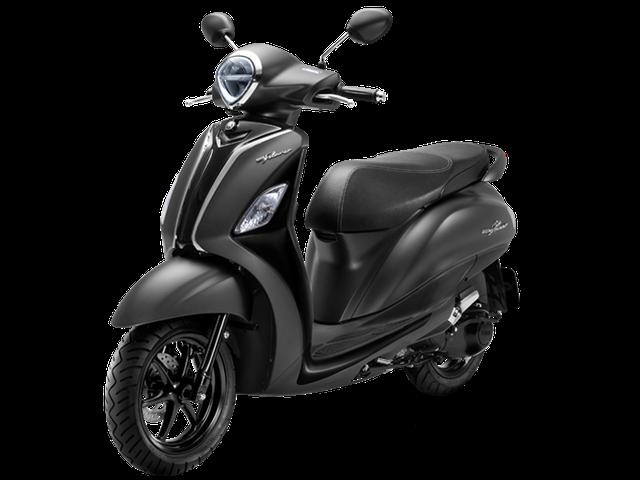 Yamaha ra xe tay ga hybrid cạnh tranh Honda - 15