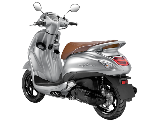 Yamaha ra xe tay ga hybrid cạnh tranh Honda - 6