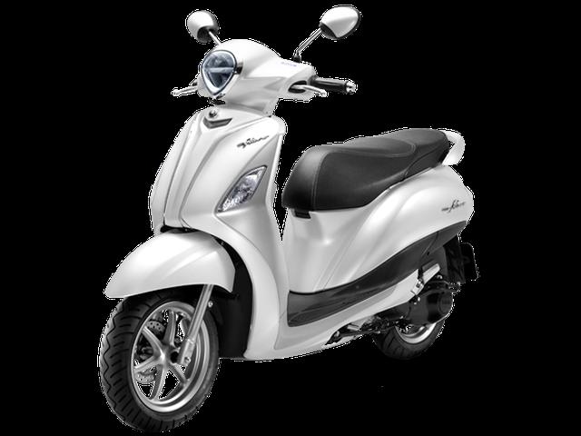 Yamaha ra xe tay ga hybrid cạnh tranh Honda - 14