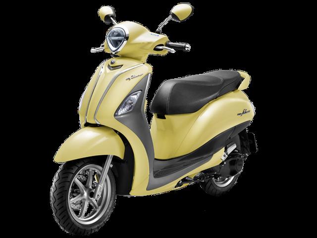 Yamaha ra xe tay ga hybrid cạnh tranh Honda - 13