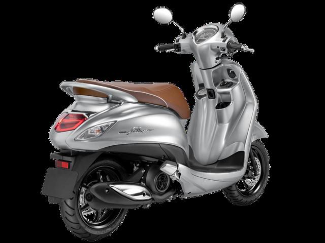 Yamaha ra xe tay ga hybrid cạnh tranh Honda - 7