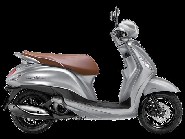 Yamaha ra xe tay ga hybrid cạnh tranh Honda - 5