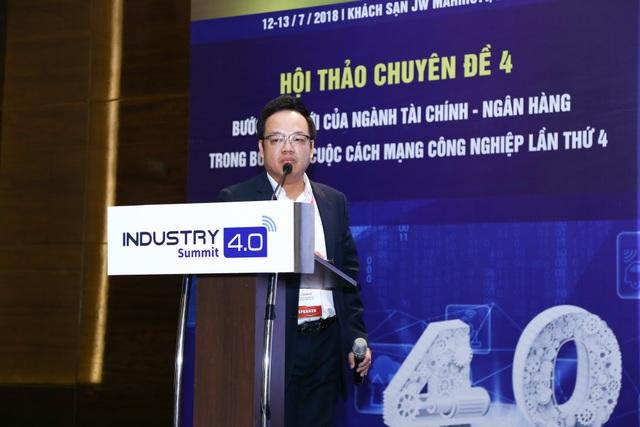 """MB tham dự sự kiện """"Diễn đàn cấp cao và triển lãm quốc tế về công nghiệp 4.0"""" - 1"""