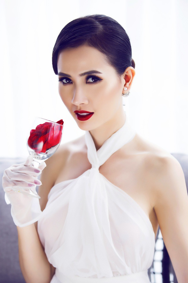 Phan Thị Mơ hở bạo trước ngày thi Hoa hậu Đại sứ du lịch Thế giới 2018 - 1