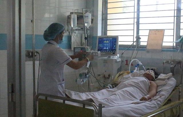 Bệnh viện đã nỗ lực cứu chữa nhưng không thể giúp bệnh nhân qua nguy kịch