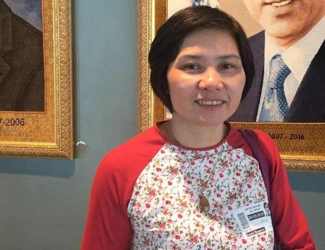 PGS. TS. Đỗ Thị Thu Hằng - Phó trưởng khoa, Phụ trách Khoa Báo chí, Học viện Báo chí và Tuyên truyền