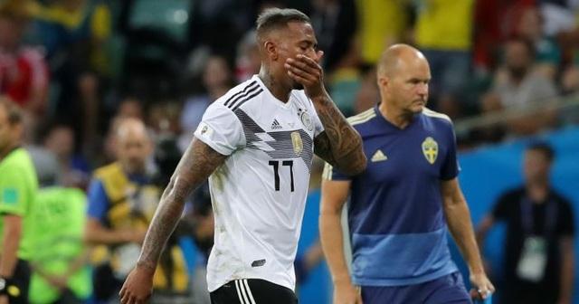 Boateng là thảm họa của đội tuyển Đức