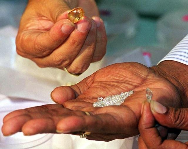 Số lượng kim cương cực khủng này có thể phá huỷ nền kinh tế thế giới (Nguồn: Getty)