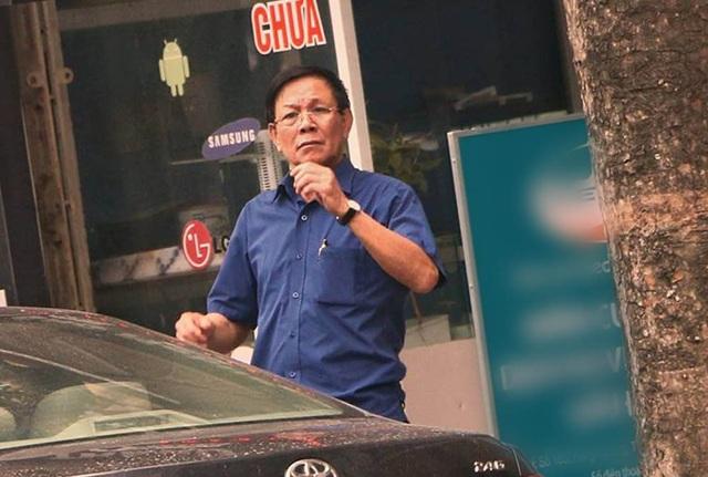 Ông Phan Văn Vĩnh.