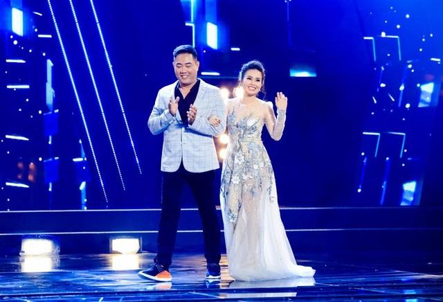 Nhạc sĩ Minh Vy tiết lộ Cẩm Ly thích nghe chuyện ma lúc nửa đêm.
