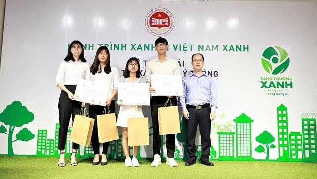 """""""Hành trình xanh vì Việt Nam xanh"""" trao giải cho những ý tưởng tiêu dùng bền vững xuất sắc - 1"""