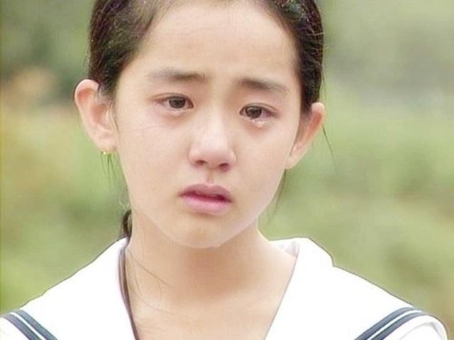"""Cô bé Eun-suh trong """"Trái tim mùa thu"""""""
