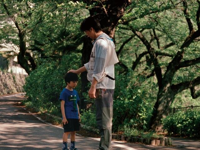 """Cảnh trong phim """"Cha nào, con nấy"""""""