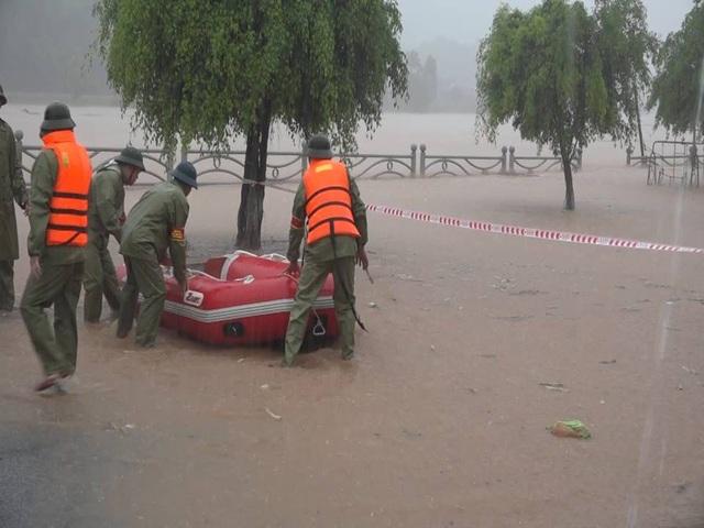 Quảng Ninh: Nhiều xã ở Ba Chẽ bị nước lũ cô lập hoàn toàn - 8