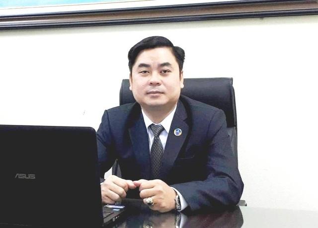 Luật sư Khương Tân Phương, Trưởng văn phòngluật sư Thuận Nam, Đoàn luật sư TP Hà Nội. (Ảnh: Tuấn Nam)