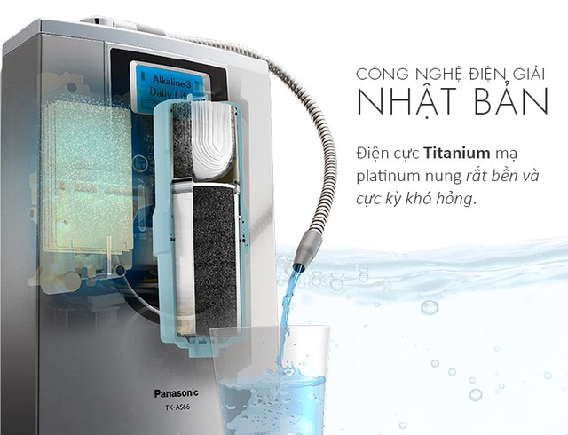 Dùng thử máy lọc nước ion kiềm miễn phí tại Thế Giới Điện Giải - 2