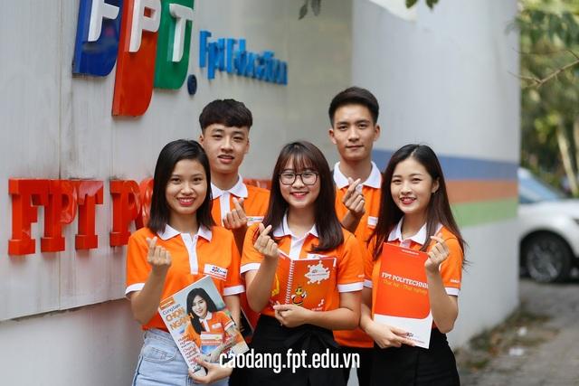 Sau 10 ngày công bố điểm thi THPT quốc gia, Cao đẳng FPT Polytechnic đón 3.000 tân sinh viên - 1