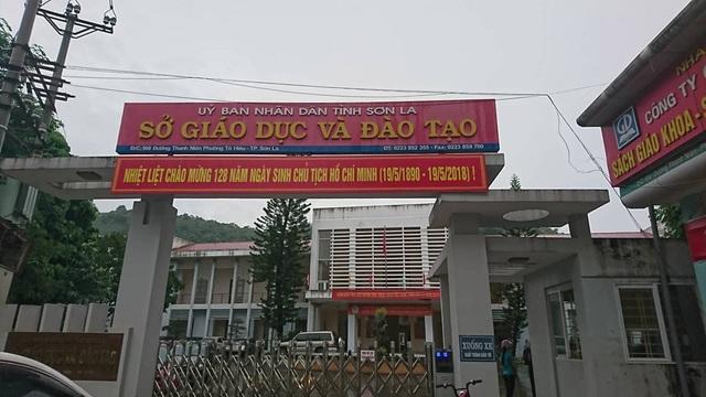 Hiện tổ công tác của Bộ GD&ĐT đã có mặt tại Sơn La để cùng phối hợp chấm thẩm định.