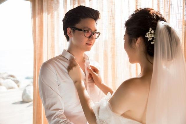 Ảnh cưới ngọt ngào của Á hậu Tú Anh và vị hôn phu Gia Lộc - 12