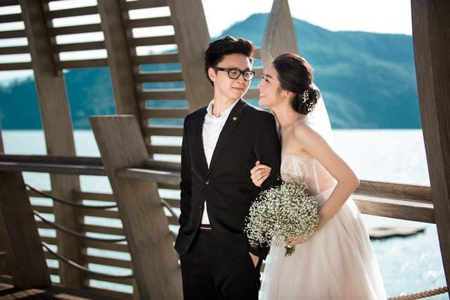 Ảnh cưới ngọt ngào của Á hậu Tú Anh và vị hôn phu Gia Lộc - 4