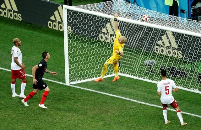 Croatia 1-1 Đan Mạch (penalty 3-2): Quá căng thẳng, kịch tính - 12