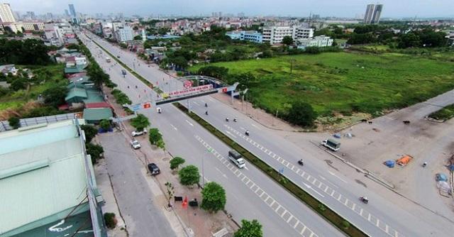 Hà Nội sắp xây dựng Dự án tuyến đường từ Quốc lộ 32 đến đường 23 (đê sông Hồng) theo hình thức BT.