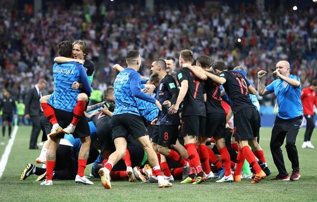 Croatia 1-1 Đan Mạch (penalty 3-2): Quá căng thẳng, kịch tính - 2