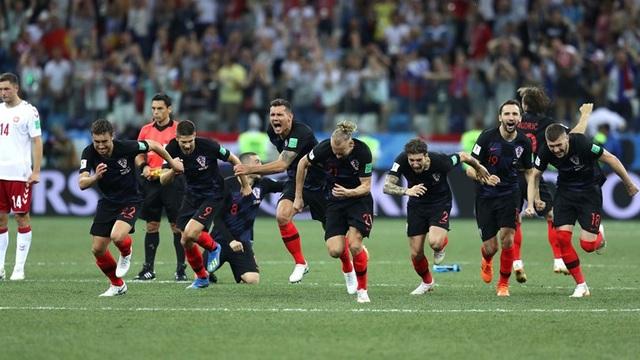 Croatia 1-1 Đan Mạch (penalty 3-2): Quá căng thẳng, kịch tính - 3