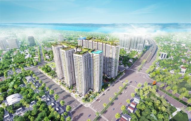 Phú Khang Land chính thức phân phối dự án Imperia Sky Garden - 1