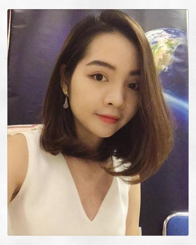 Chân dung cô gái Ngát Nguyễn