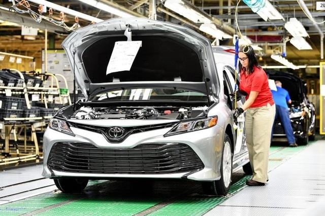 Ô tô tại Mỹ có cơ tăng giá mạnh do thuế - 1