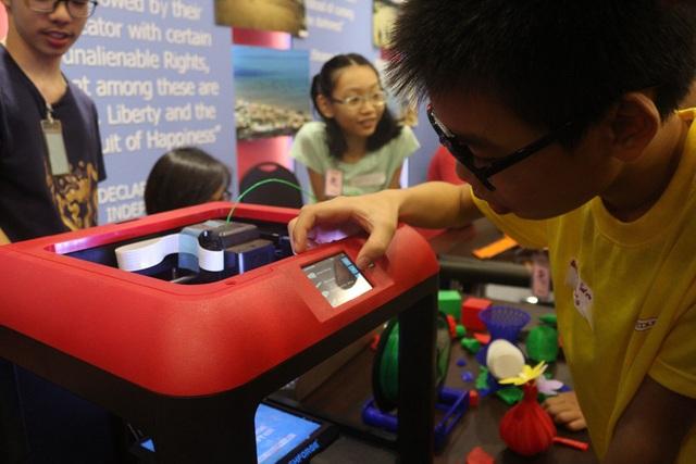 Trại hè GART Robotics Camp là sự kiện nhận được sự đánh giá cao từ giới chuyên môn, cũng như các bậc phụ huynh, trong bối cảnh đất nước đang hướng tới kỷ nguyên số với cuộc CMCN 4.0.