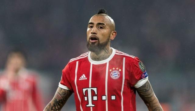 MU và Chelsea muốn có Vidal