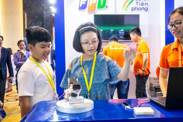 Doanh nghiệp phần mềm Việt Nam bắt sóng 4.0 - 1