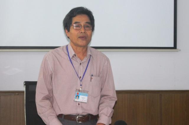 Ông Nguyễn Hóa-Phó Giám đốc Sở GD-ĐT tỉnh Kon Tum khẳng định kết quả thực