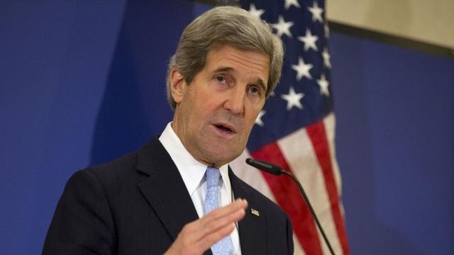 Cựu Ngoại trưởng John Kerry (Ảnh: Getty)