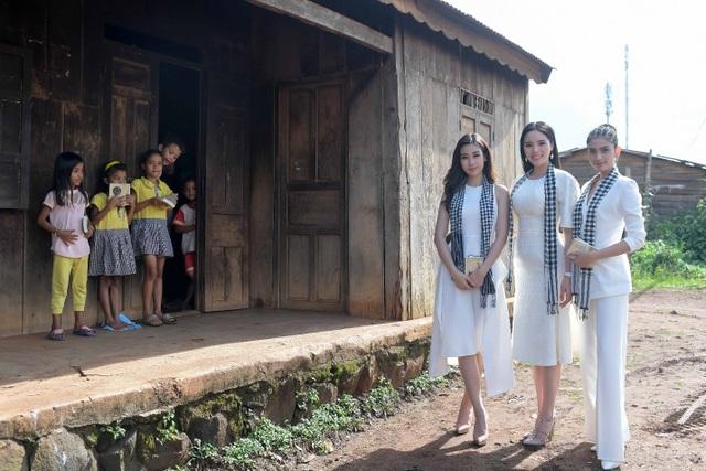 Các người đẹp đến với Buôn EaMap, thị trấn Ea Pốc, Huyện Cư Mgar, Đắk Lắk