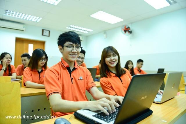 Đại học FPT tư vấn tuyển sinh 2018 - 2