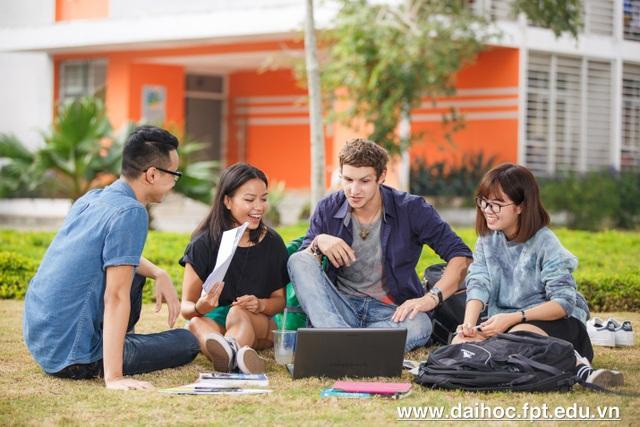 Đại học FPT tư vấn tuyển sinh 2018 - 6