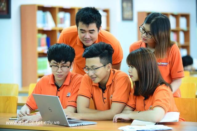 Đại học FPT tư vấn tuyển sinh 2018 - 8