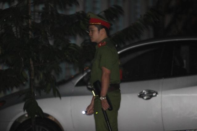 An ninh thắt chặt trong đêm, phục vụ rà soát điểm thi tại Sơn La - 3