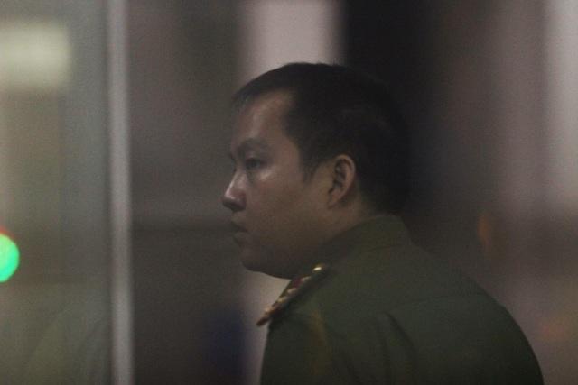 An ninh thắt chặt trong đêm, phục vụ rà soát điểm thi tại Sơn La - 9