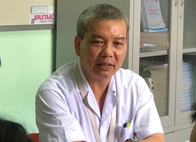 GS.TS Nguyễn Hữu Ước chia sẻ các ca vỡ tim tuy ít gặp nhưng nếu nặng thì là một cấp cứu ngoại khoa cần đến viện sớm nhất. Ảnh: H.Hải