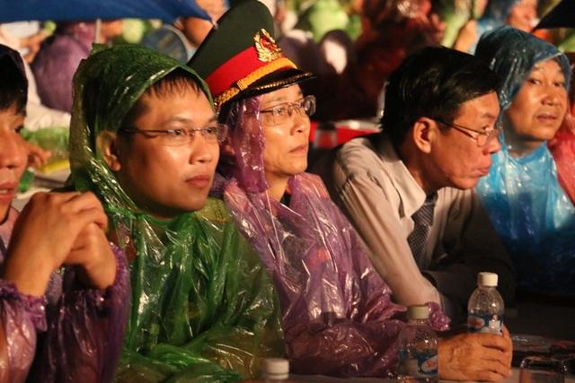 Xúc động Lễ kỷ niệm 50 năm Chiến thắng Đồng Lộc - 10